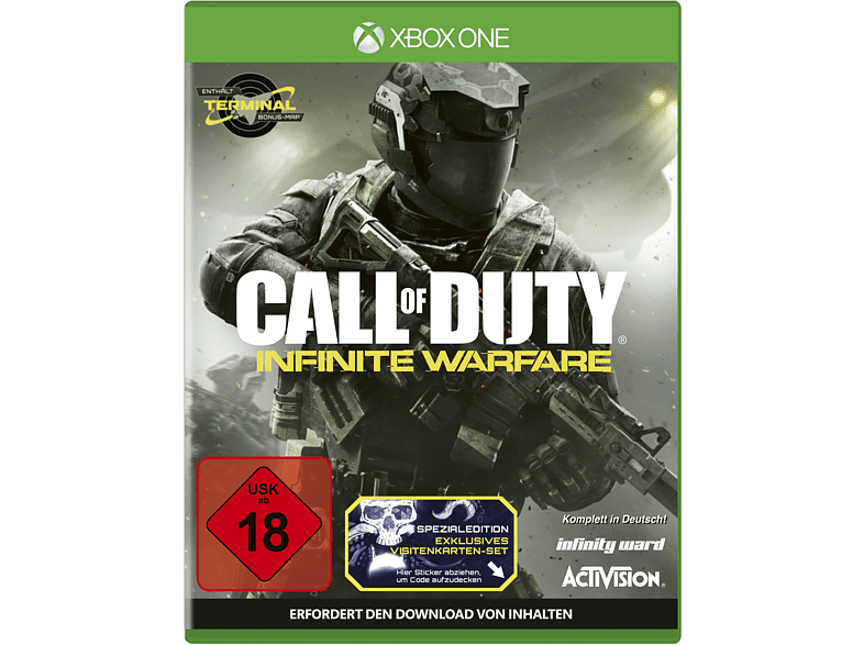 Call of Duty®: Infinite Warfare Standard Edition