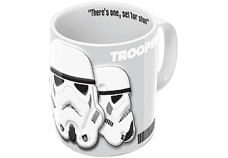Star Wars: Stormtrooper 2D Relief Mug