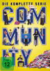 COMMUNITY SERIE KOMPLETT (STANDARD BOX) [DVD]