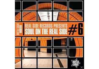 VARIOUS - Soul On The Real Side Vol.6 - (CD)