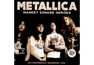Metallica - Market Square Heroes (Live) - (CD)