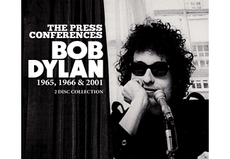 Bob Dylan - Press Conferences - (CD)