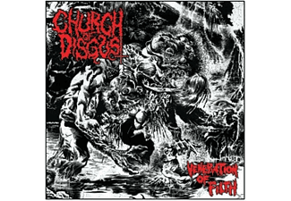 Church Of Disgust - Veneration Of Filth - (CD)