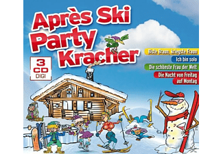 VARIOUS - Après Ski Party Kracher - (CD)
