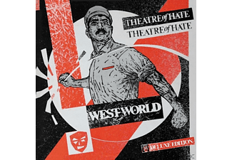 Theatre Of Hate - Westworld (Deluxe 3CD Boxset) - (CD)