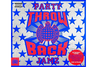 VARIOUS - Throwback Party Jamz - (CD)