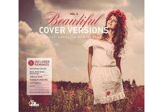 VARIOUS - Beautiful Cover Versions 3 - (CD)
