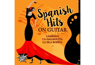 VARIOUS - Spanish Hits On Guitar [CD]
