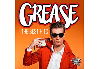 VARIOUS - Grease-The Best Hits - (CD)