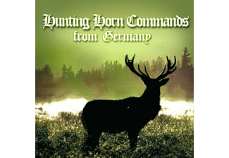 VARIOUS - Hunting Horn Commands from Germany - (CD)