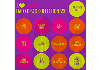 VARIOUS - ZYX Italo Disco Collection 22 - (CD)