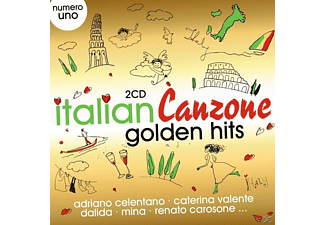 Various - Italian Canzone: Golden Hits - (CD)
