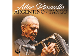 Astor Piazzolla - Argentino-Tango - (CD)