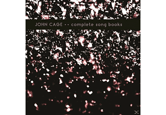 John Cage - Complete Song Books - (Vinyl)