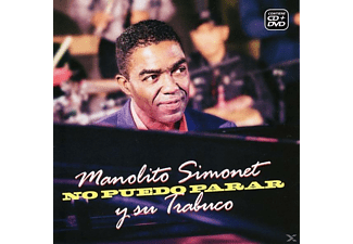 Manolito Simonet Y Su Trabuco - No puedo parar - (CD + DVD Video)