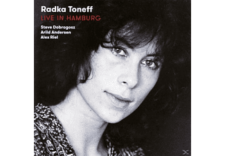 Radka Toneff - Live In Hamburg-Original Master Edition - (CD)