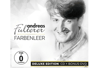 Andreas Fulterer - Farbenleer-Deluxe Edition - (CD + DVD Video)