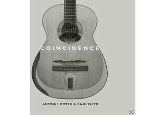 Antoine And Samuelito Boyer - Coincidence - (CD)