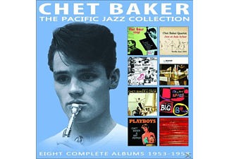 Chet Baker - The Pacific Jazz Collection - (CD)