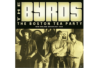The Byrds - The Boston Tea Party - (CD)