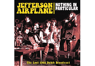 Jefferson Airplane - Nothing In Particular - (CD)