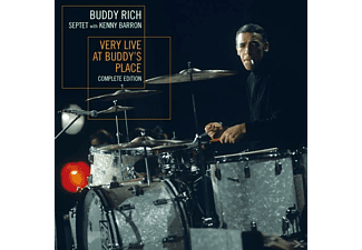 Buddy Septet Rich - Very Live At Buddy's Place-Complete Edition - (CD)
