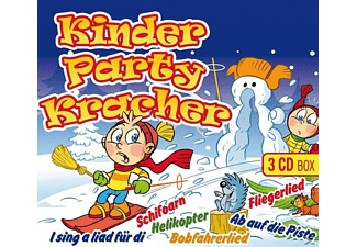 VARIOUS - Kinderpartykracher - (CD)