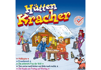 VARIOUS - Hüttenkracher - (CD)