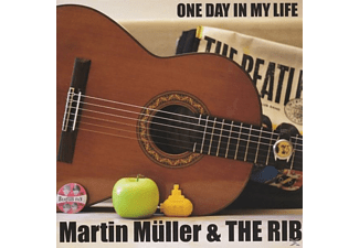 Martin/the Rib Müller - One day in my life - (CD)