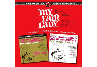 O.S.T. - My Fair Lady (Ost)+12 Bonus Tracks - (CD)