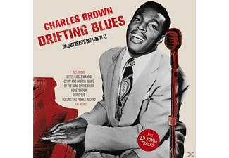 Charles Brown - Drifting Blues-His Underrated 1957 Long Play - (CD)