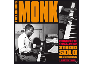 Thelonious Monk - Complete 1954-62 Studio Solo Recordings (Master - (CD)