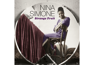 Nina Simone - Strange Fruit - (CD)
