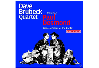 The Dave Brubeck Quartet - Jazz At The College Of The Pacific-Complete Edit - (CD)