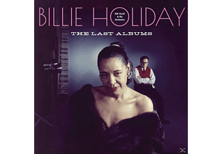 Billie Holiday - The Last Albums - (CD)