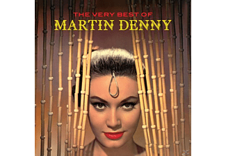 Martin Denny - The Very Best Of Martin Denny - (CD)