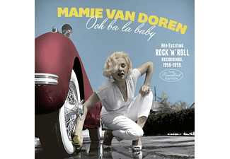 Mamie Van Doren - Ooh Ba La Baby-Her Exciting Rock'n'Roll - (CD)
