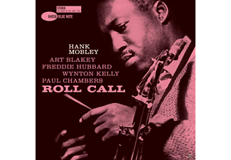 Hank Mobley - Roll Call (Ltd.180g Vinyl) - (Vinyl)