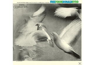 Donald Byrd - Free Form (Ltd.180g Vinyl) - (Vinyl)
