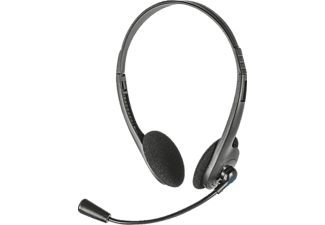 TRUST 21669 AHS 101 Chat-Headset Schwarz