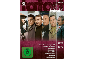 Tatort 3 - 70er Box (1976-1979) [DVD]