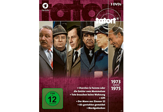 Tatort 2 - 70er Box (1973-1975) - (DVD)