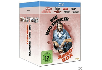 Die Bud Spencer Jumbo Box BD [Blu-ray]