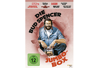 Die Bud Spencer Jumbo Box [DVD]