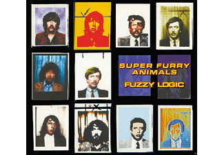 Super Furry Animals - Fuzzy Logic (20th Anniversary Deluxe Edition) - (Vinyl)