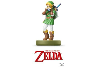 AMIIBO Link - amiibo The Legend Of Zelda: Ocarina Of Time Collection Spielfigur