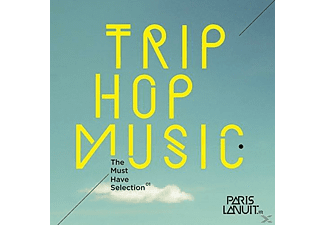 VARIOUS - Trip Hop Music-The Must Have Selection - (CD)