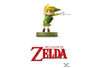 AMIIBO Toon-Link - amiibo The Legend Of Zelda: Wind Waker Collection