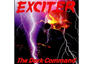 Exciter - The Dark Command - (CD)