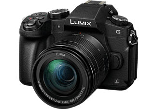 PANASONIC Lumix DMC-G80 + 12-60mm F3.5-5.6 Zwart